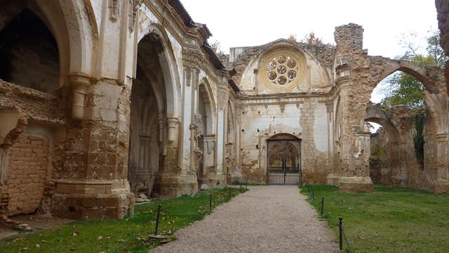 Ruinas Monasterio de Piedra