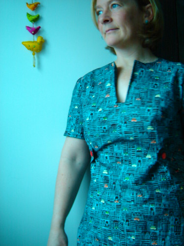 60's Dress redo