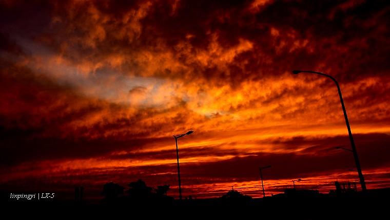 1001127火燒雲 [歡迎接龍]