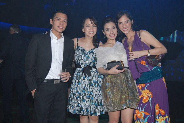 Jonathan and Rhea Aguirre, Dara David, Vanessa Santos