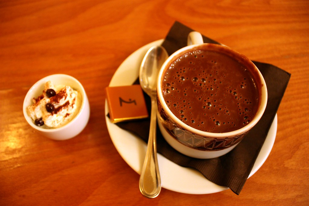 Guayaquil Hot Chocolate