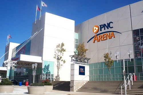 PNC Arena (via Venues Today)
