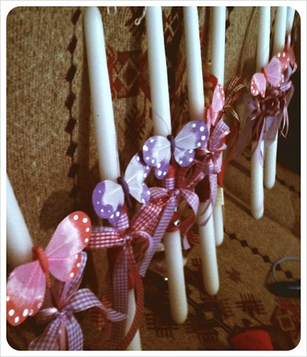 Easter Candles 3
