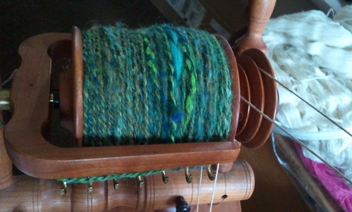 This week's yarn