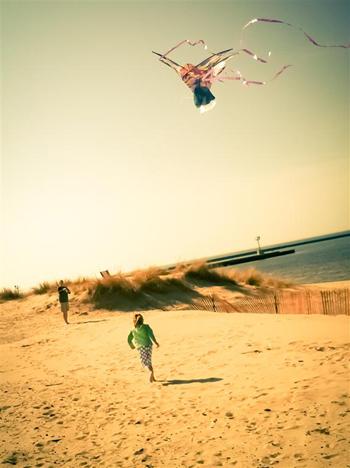 Kite Time