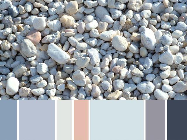 White Washed Gravel 3