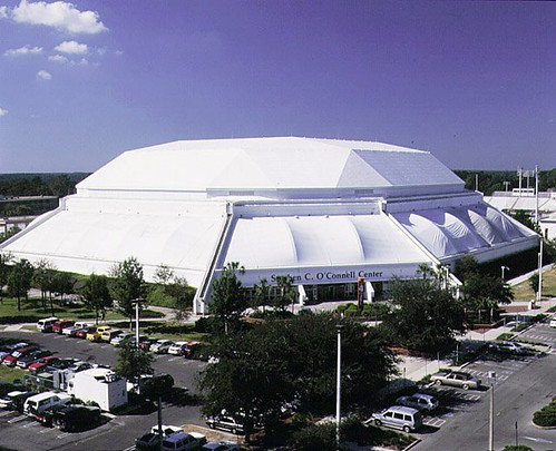 O'Connell Center (by: U. of Florida)
