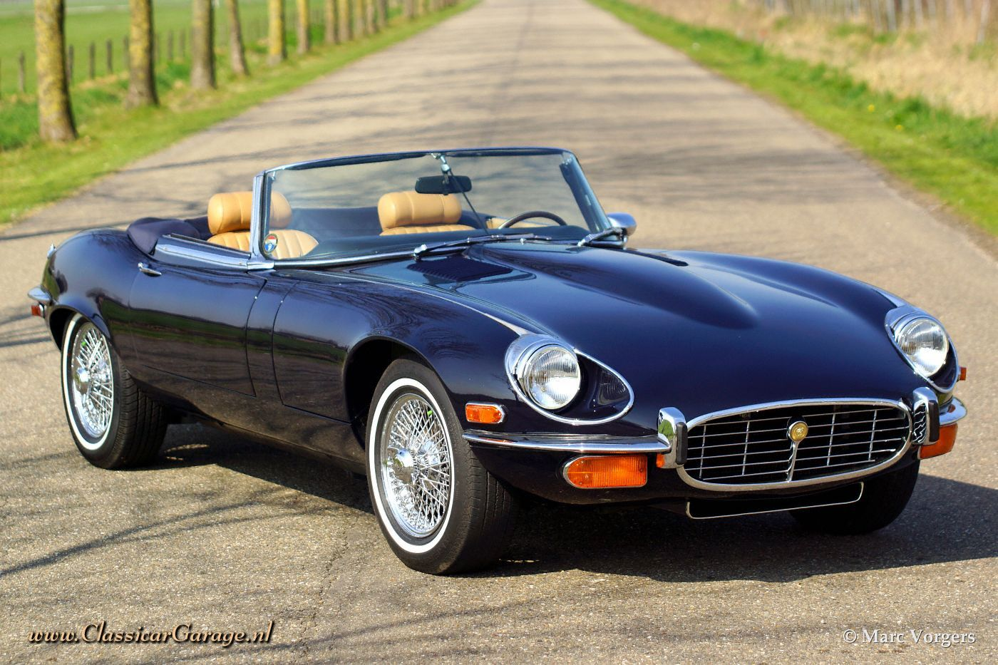 1973 jaguar e type v12 convertible flickr photo sharing. Black Bedroom Furniture Sets. Home Design Ideas