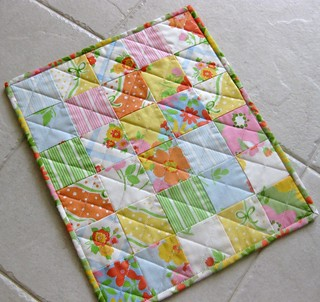 Dream On Doll Quilt