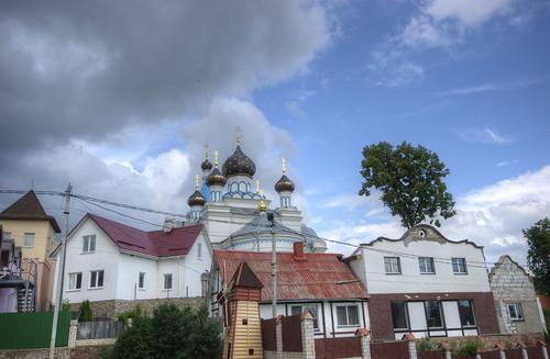 city buildings travels cities churches trips belarus orthodox russianorthodox postavy pastavy vitebskregion otherwheres