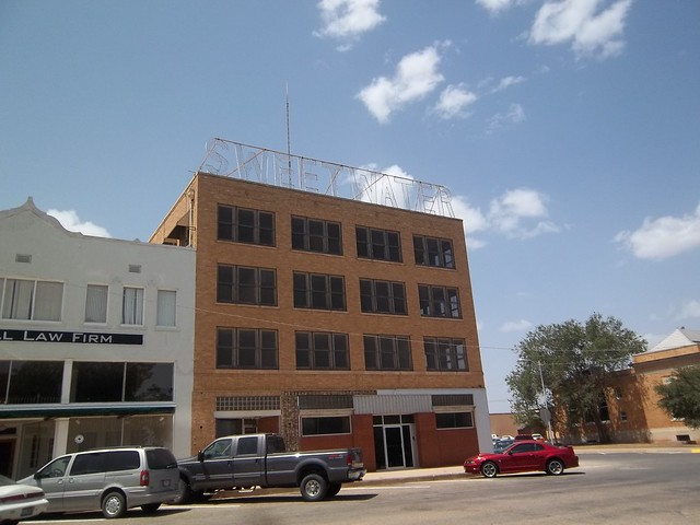 Old Building Sweetwater Texas Flickr Photo Sharing