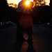 Manhattanhenge... With A Kiss... by dgwphotography