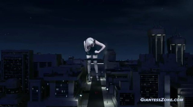 giantess zone