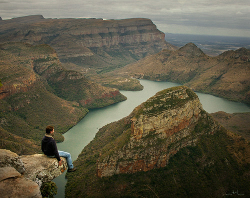 southafrica mpumalanga blyderivercanyon god'swindow