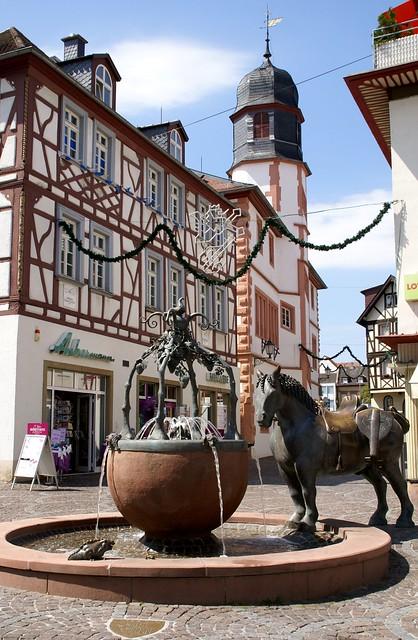 pferd WirgesВ(Rhineland-Palatinate)