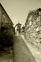 Streets of Soajo (Arcos de Valdevez, Portugal)