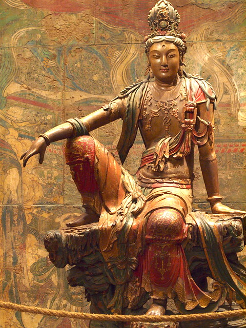 Guanyin Of The Southern Sea Flickr Photo Sharing