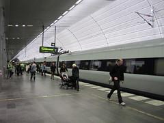 Underground station, Triangeln