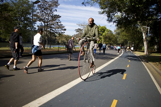Sao Paolo Penny Farthing