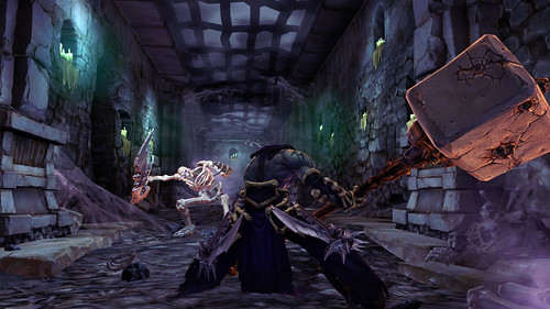 Darksiders 2 Stones of Power, Mystics, Resistance Locations Guide
