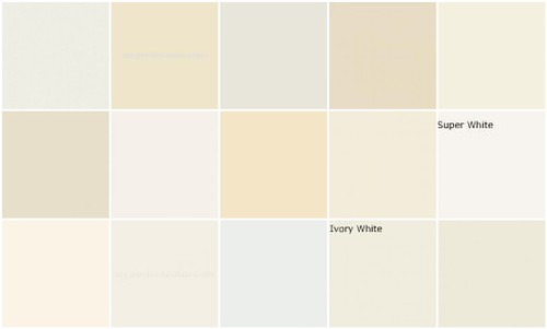 White And Off White Paint Colors Designer Favorites For
