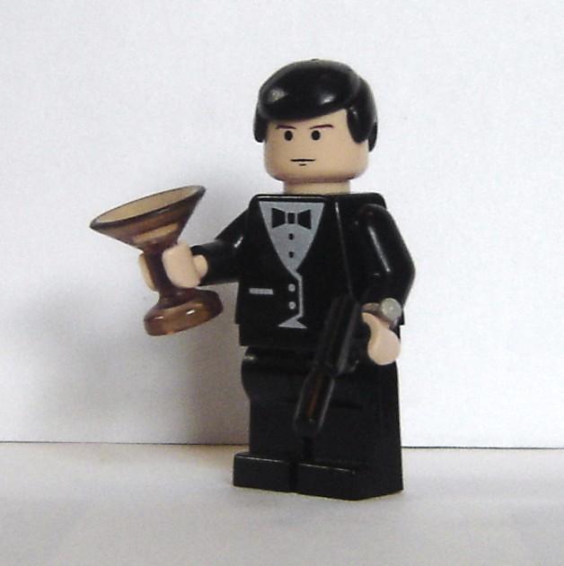 flickriver photoset 39 lego james bond 39 by chocobricks customs. Black Bedroom Furniture Sets. Home Design Ideas