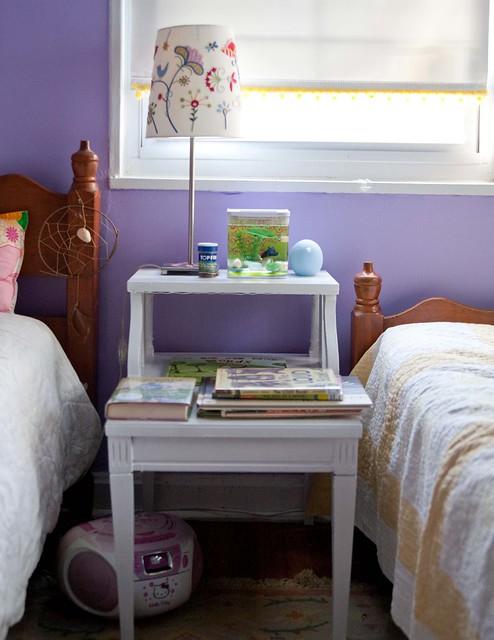 Refurbished Bedside Table