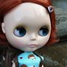 Claudia  - close up