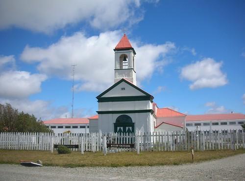 Capilla Nuestra Señora de la Candelaria, Rio GrandeTierra del Fuego