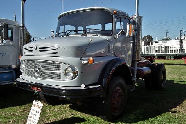 Benz 1924 Truck