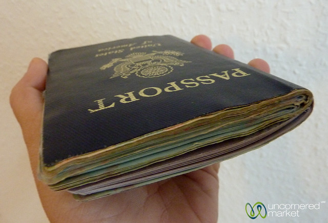 My Big Fat American Passport