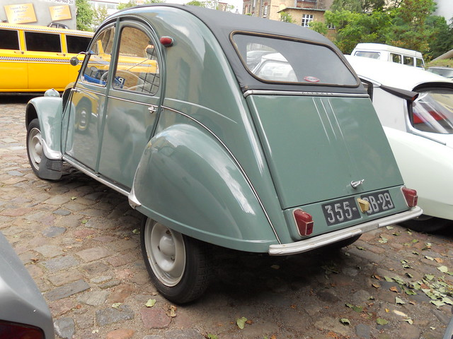 citroen 2 cv deux chevaux az 195 flickr photo sharing. Black Bedroom Furniture Sets. Home Design Ideas