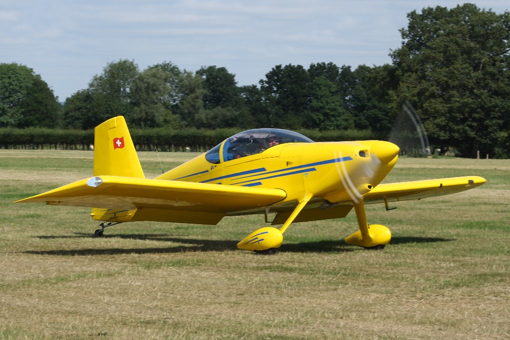 HB-YLM - RV7 - Not Available