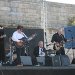 Earl Scruggs at Newport 2011