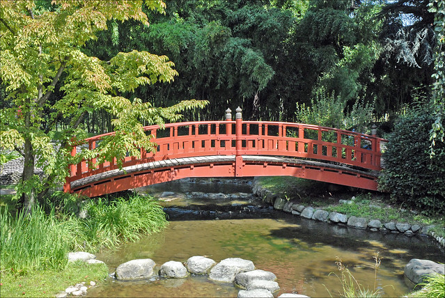 Le jardin japonais albert khan boulogne billancourt flickr photo sharing - Jardin d eveil boulogne billancourt ...