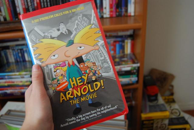 Hey Arnold VHS   Flickr - Photo Sharing!