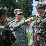 U.S., Partner Nations Train During Rapid Trident 2011