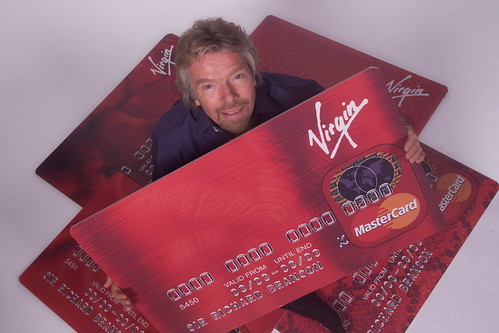 Virgin Money: Richard Branson