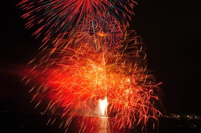 yokosuka fireworks pt.1