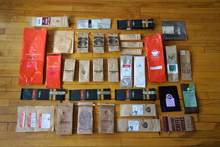 Six Months of Coffee: 2011