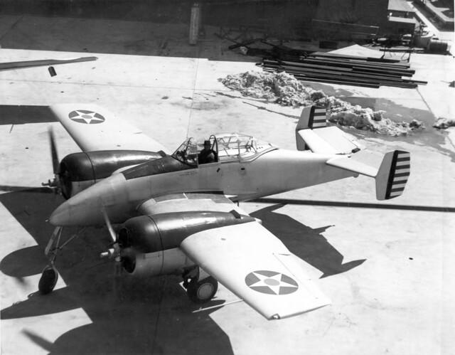 Grumman XP-50 2