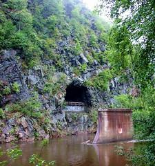 Turn Hole Tunnel, Glen Okono, PA