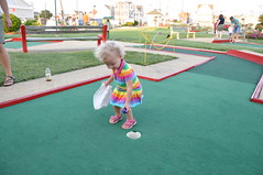 lawn game, play, recreation, outdoor recreation, miniature golf, city, public space, playground,