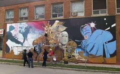 Portage Avenue Mural