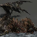 Dark Souls for PS3: Dragon Zombie
