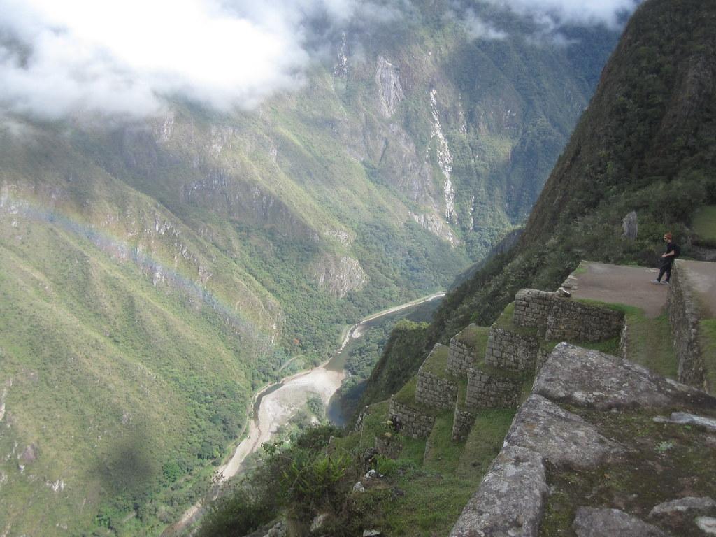 Machu Picchu Peru View V