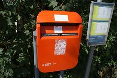 Een brievenbushalte