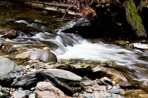 waterfall vermont stowe mossglenfalls mossglenbrook