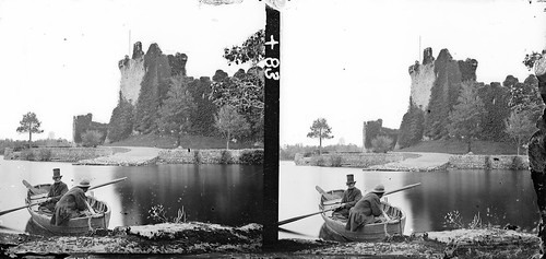 Ross Castle, Killarney, Co. Kerry