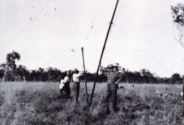 1921 Fixing the NT/WA Border